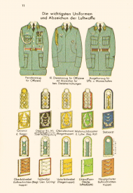 Deutsche Uniformen 1938 - 12