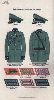 Deutsche Uniformen 1940 - 01