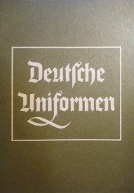 Deutsche Uniformen 1938 - 01