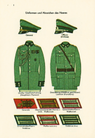 Deutsche Uniformen 1938 - 02