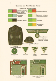 Deutsche Uniformen 1938 - 06
