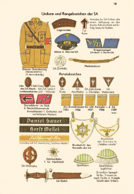 Deutsche Uniformen 1938 - 19