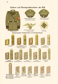 Deutsche Uniformen 1938 - 22