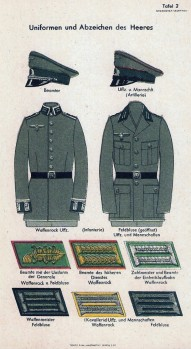 Deutsche Uniformen 1940 - 02