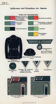 Deutsche Uniformen 1940 - 05